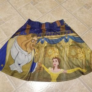 Beauty and the Beast Skirt